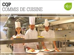 didacticiel : commis de cuisine   cv boris lesnoff : concepteur
